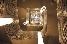 Sluppenveien 17 B & C – ARC arkitekter Stairs, Home Appliances, House Appliances, Stairway, Kitchen Appliances, Staircases, Stairways, Appliances, Ladders