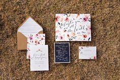 Poetry Inspired Wedding Shoot