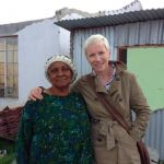 Share Annie Lennox and Her Husband's Blog to Help Mothers Around the World! - Celebrities Who Give