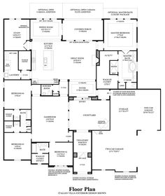 Windcrest Plan, Colleyville, Texas 76034 - Windcrest Plan at Whittier Heights - The Reserve at Colleyville Collection by Toll Brothers House Layout Plans, House Layouts, House Construction Plan, Courtyard House Plans, Luxury House Plans, New Home Communities, House Blueprints, Luxury Bath, Great Rooms
