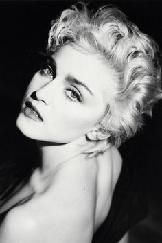 Madonna by Herb Ritts.This original print was used in her True Blue album.is up for auction, along with 150 other pieces, including her Wedding Gown from Madonna True Blue, Lady Madonna, Madonna Photos, Herb Ritts, Actrices Hollywood, Portraits, Music Icon, Female Singers, Hollywood Glamour
