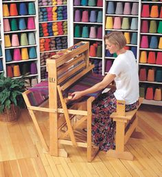 Yes, add to my wish list.  But, I want someone to warp it....hate warping.