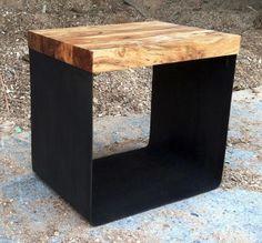 Hinge Side Table www.sobusobu.com