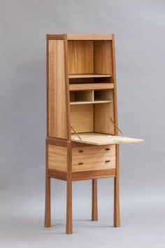 Fall Front Desk - Reader's Gallery - Fine Woodworking