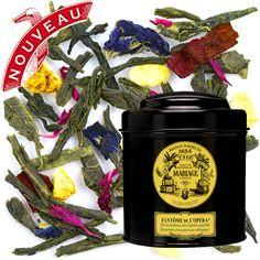 PHANTOM OF THE OPERA® - Mysterious green tea, - note of citrus, ginger