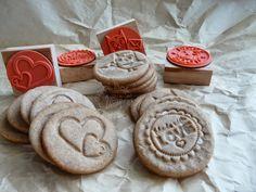 o varení, živote a tak... : Pečiatkové sušienky