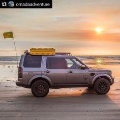 Перегляньте цю світлину в Instagram від @offthegridrentals • Вподобання: 442 Adventure Car, Land Rover Discovery, Land Rovers, Outlander, Offroad, Motorcycles, Lovers, Cars, Vehicles
