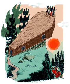 mike reddy   illustration