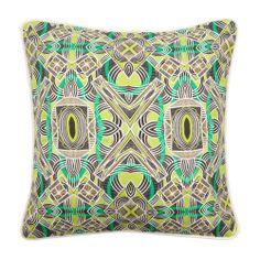 Tribal cushion / Zara Home