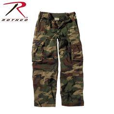 Rothco Kids Vintage Paratrooper Fatigue