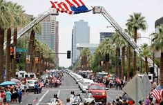Local bike ride will memorialize 19 fallen Arizona firefighters...Thank you Clarksville