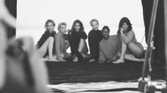 Peter Lindbergh Hosts a '90s Supermodel Reunion With Cindy Crawford, Eva Herzigova and More. In a new short film, six of the original supes prove they've still got it.