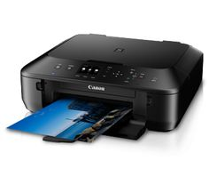 836aed20 The Canon Pixma Wireless Photo All-In-One Printer is aimed more at home use  than office needs, but can also serve as a home office or personal inkjet  ...