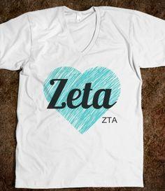 Zeta Tau Alpha: Zeta Love