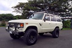 #FJ60 #Toyota #Mudterrain4WD