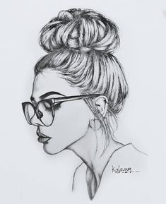 Pretty 💕 💕 credits to the artist ❤ ❤ art sketches em 2019 portrait dessin Girl Drawing Sketches, Girly Drawings, Cool Art Drawings, Pencil Art Drawings, Realistic Drawings, Beautiful Drawings, Sketch Art, Drawing Ideas, Drawing Drawing