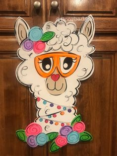 Your place to buy and sell all things handmade Cross Door Hangers, Burlap Door Hangers, Wreath Supplies, Wood Patterns, Party Signs, Porch Decorating, Craft Gifts, Art For Kids, Diy Crafts