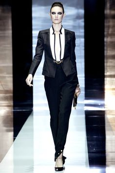 Gucci Spring 2012 Ready-to-Wear Fashion Show
