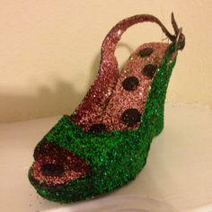 Watermelon Shoe