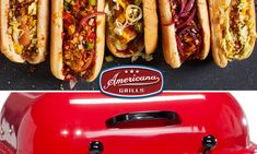 Grills, Hot Dogs, Charcoal, Cool Stuff, Ethnic Recipes, Food, Cool Things, Meal, Essen