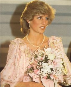 April 14, 1983: Princess Diana attends the Royal Gala Concert, Melbourne Concert Hall in Victoria, Australia.