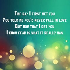 Demi Lovato - Give your heart a break song lyrics