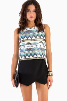 NEED this sequin top.