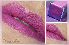 Urban Decay Matte Revolution Lipsticks   Swatches und Tragebilder