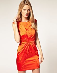 Karen Millen :: ASOS not fond of colors but love the dress