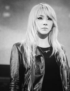 2NE1's CL