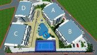Wohnungen vom Bauträger Türkei Alanya