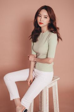 Park SooYeon - April 05 2017 2nd Set