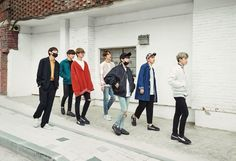 BTS 2017 SPRING PUMA  COLLECTION