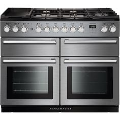 Buy Rangemaster Nexus SE Electric Range Cooker with Induction Hob - Stainless Steel from Appliances Direct - the UK's leading online appliance specialist Electric Range Cookers, Dual Fuel Range Cookers, Cuisines Diy, Kitchen Time, Kitchen Ideas, Kitchen Reno, Kitchen Design