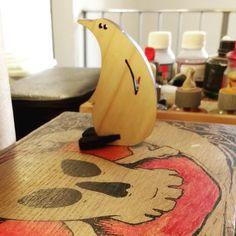 Pinguim, design for kids, Woody toy, objetos de brincar, gandaiá, brinquedo de madeira, fundo do mar Design, Penguin, Wooden Toy Plans, Mockup, Objects, Design Comics