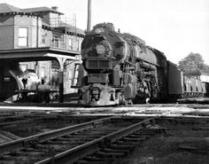 """Image Detail for - for """"Pennsylvania Railroad 2-10-4 Steam Locomotive and Coal Train ..."""