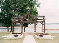Lake Lanier Islands a Georgia wedding venue