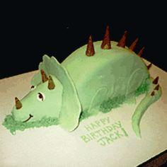 Dinosaur Cake | Recipes | Spoonful