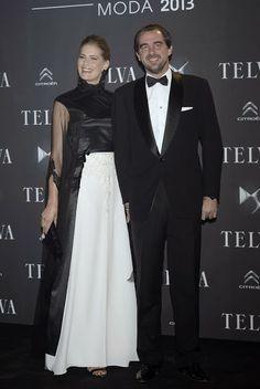 Prince Nikolaos and Princess Tatiana