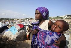 officials are warning of a crisis in East Africa caused by a severe drought and fighting in Somalia, where tens of thousands of people — mostly children — have died. Refugee Camps, Horn Of Africa, Somali, The Beautiful Country, East Africa, Celebrities, People, Fashion, Moda