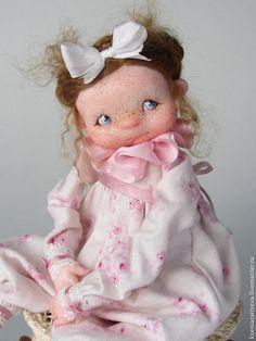 """Коллекционные куклы ручной работы: """"Лулу"""". Handmade."""