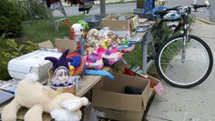 Lessons learned at the yard sale ... a seller looks back at what went right and wrong during his sidewalk sale.