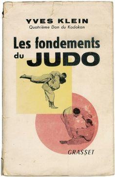 Yves Klein. Les Fondements du Judo. 1954