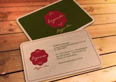 Engenho Pizza Bar by Fabio Ribeiro, via Behance