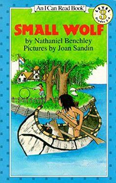 Small Wolf (I Can Read Level 3): Nathaniel Benchley, Joan Sandin: 9780064441803: Amazon.com: Books