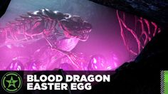 Far Cry Primal – Blood Dragon Easter Egg