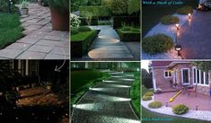 Lighting the path and walkway is a great way to enhance the visual appeal of your garden or yard when it gets dark. Not only that, when days get shorter and darkness sets in before dinner, a well-lit path will keep your guests safer. There are a lot of different lighting styles such as modern, […] #backyardlandscapediysummer