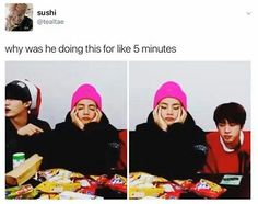 Tae seemed kinda quiet for most of the v live. It's almost like he was sick or upset about something