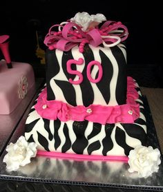 50th birthday cake - Google Search