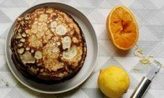 Top-10: Gode opskrifter på sunde pandekager